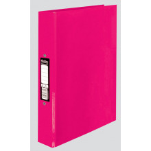 A4 Pukka Bright Ring Binders - Black/Blue/Pink/Green/Orange - Asst