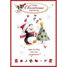 Nanny Cute 50 Christmas Cards