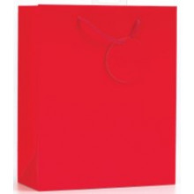 Gift Bag Red Medium