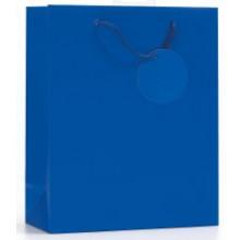 Gift Bag Dark Blue Medium