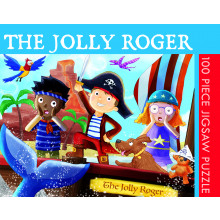 100pc Jigsaw Puzzle The Jolly Roger
