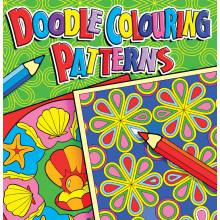 Doodle Patterns Book 80 Pages 4 Asstd