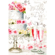 Greetings Cards Wedding Day