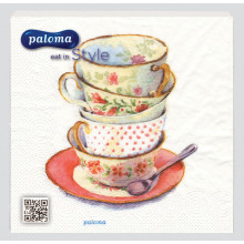 Paloma Napkins Assorted 20pk 3ply