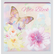 Les Papillon Note Block Large
