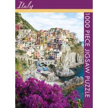 1000pc Jigsaw Puzzle Italy