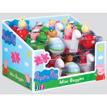 Peppa Pig Mini Buggies 4 Assorted