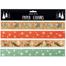 XD03407 Paper Chains Artic 36 Pack