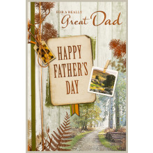 Fathers Day Cards Dad Traditional 75