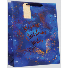 X2406 Gift Bags Midnight Galaxy Large