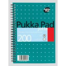 A5 Metallic Pukka Jotta Notepad 200pgs