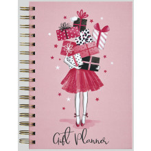 XD01305 Gift Planner 80 Page 20x14cm