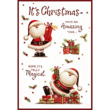 Nephew Cute 50 Christmas Cards