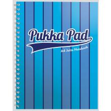 A4 Vogue Pukka Jotta Notebook Asst - 200 pages