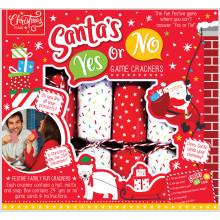 XD05506 Crackers Santa's Yes/No Game