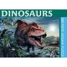 300pc Jigsaw Puzzle Dinosaurs