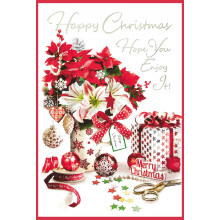 Mum Trad 50 Christmas Cards