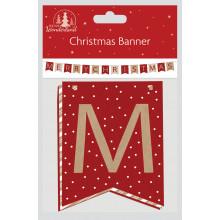 XD04909 Christmas Banner 2.4M