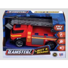 Teamsterz Fire Engine (Light & Sound)