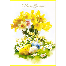 Easter Cards Open Traditional 35