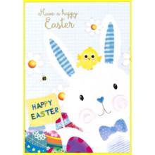 Easter Cards Open Juvenile Boy 50