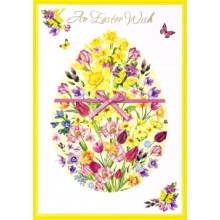 Easter Cards Open Traditional 50