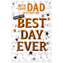 Fathers Day Cards Husband Traditional 75