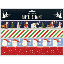 XD03406 Paper Chains Kids 36 Pack
