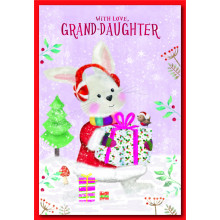 Gr-daughter Juv 50 Christmas Cards