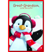 Gt.G'son Juv 50 Christmas Cards