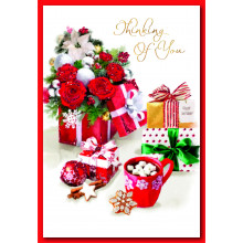 Think of You F/T50 Christmas Cds