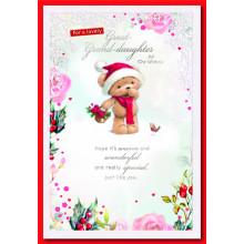 Gt.G'dtr Cute 50 Christmas Cards