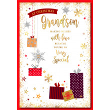 Grandson Trad 50 Christmas Cards