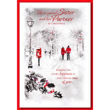 Sister+Partner Trad 50 Christmas Cards