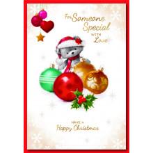 S.Spec Fem Cte 50 Christmas Card