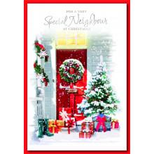 Neighbour Tr50 Christmas Cards