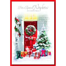 Nephew Trad 50 Christmas Cards