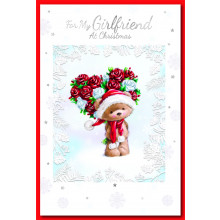 Girlfriend Cute 75 Christmas Cards