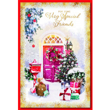 Special Friends Trad 75 Christmas Cards