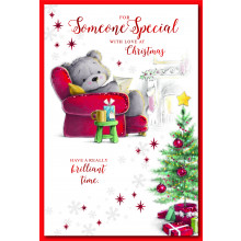 S.Spec Male Cte 75 Christmas Cards