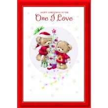 O.I.L Neut Cte 75 Christmas Card