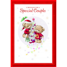 Special Couple Cute 75 Christmas Cards