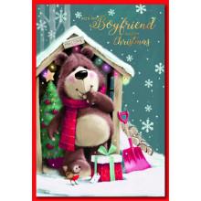 Boyfriend Cute 75 Christmas Cards