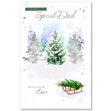Dad Trad 75 Christmas Cards