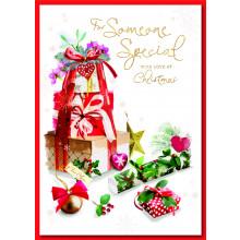 S.Spec Fem Tr 90 Christmas Cards