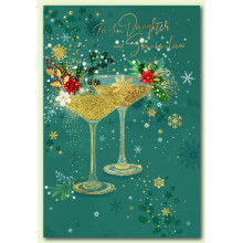 Dtr & S-I-L 50 Trad Christmas Cards