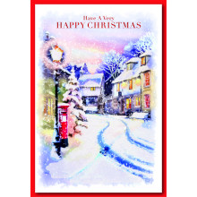 Open Male Trad 50 Christmas Cards