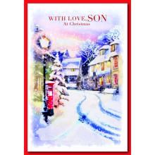 Son Trad 50 Christmas Cards