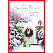 Special Couple Trad 50 Christmas Cards