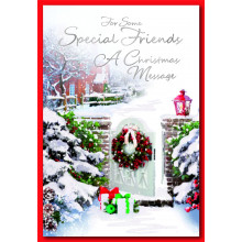 Special Friends Trad 50 Christmas Cards